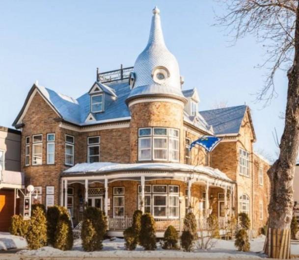 Location de vacances - Hôtel - Auberge à Ville de Québec - Bienvenue à l'Auberge Amérik !