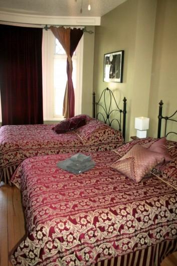 Location de vacances - Hôtel - Auberge à Ville de Québec - Chambres avec 2 lits doubles ...