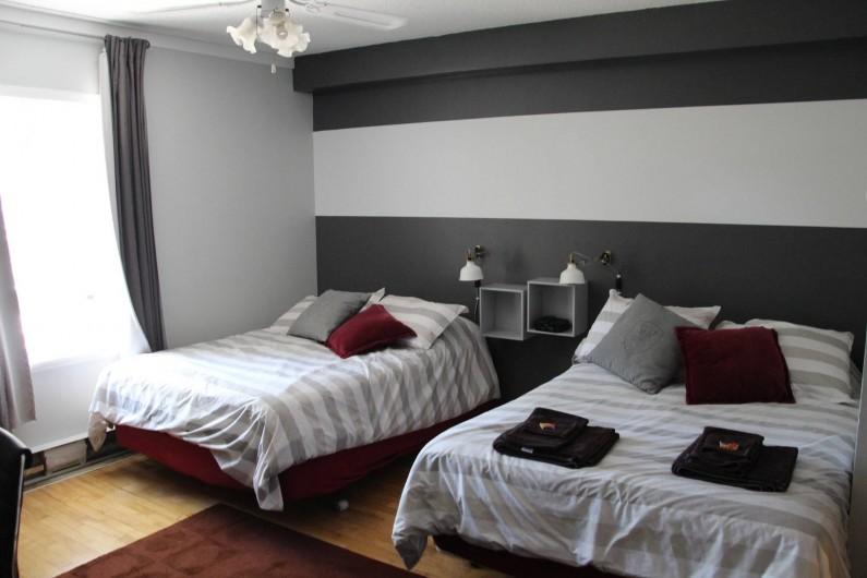 Location de vacances - Hôtel - Auberge à Ville de Québec - ... pour des familles ou amis jusqu'au 4 personnes