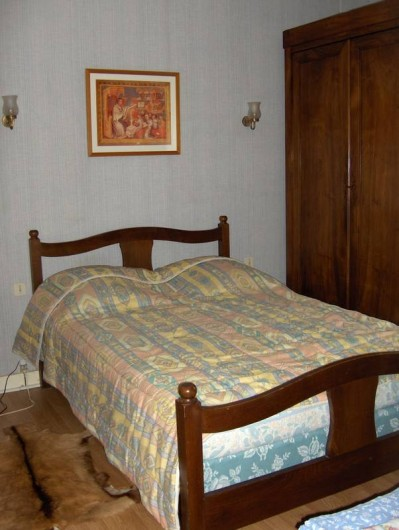 Location de vacances - Appartement à Arcachon - chambre 2