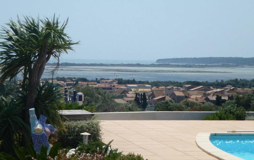 Location de vacances - Villa à La Palme - Horizon vacances