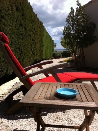 Location de vacances - Villa à La Palme