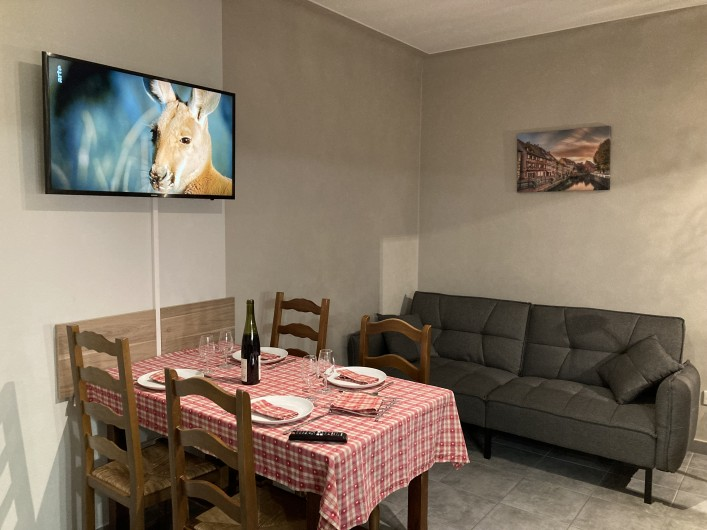 """Location de vacances - Gîte à Orschwiller - """"Marie Jeanne"""" Coin Cuisine"""
