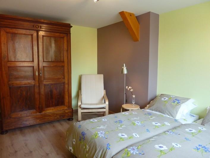 """Location de vacances - Gîte à Orschwiller - """"Myriam"""" Chambre"""