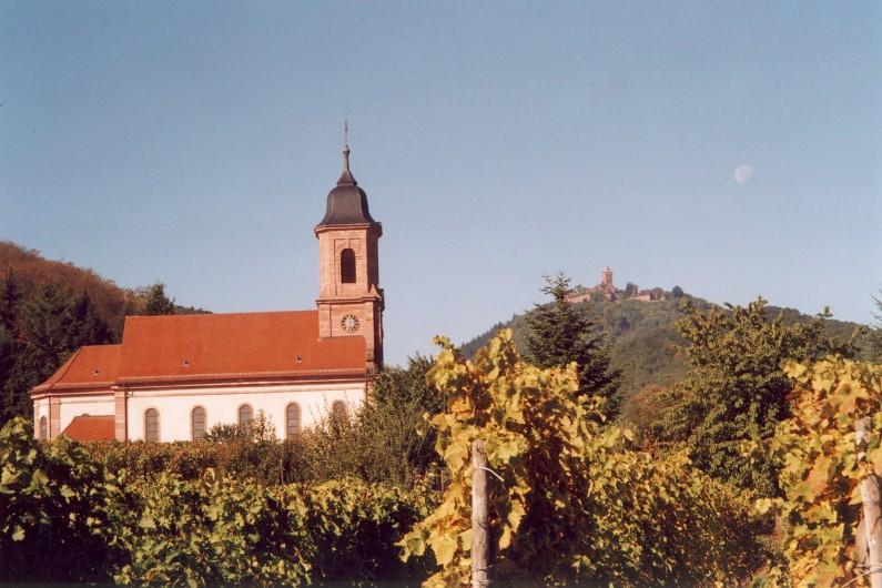 Location de vacances - Gîte à Orschwiller - Eglise
