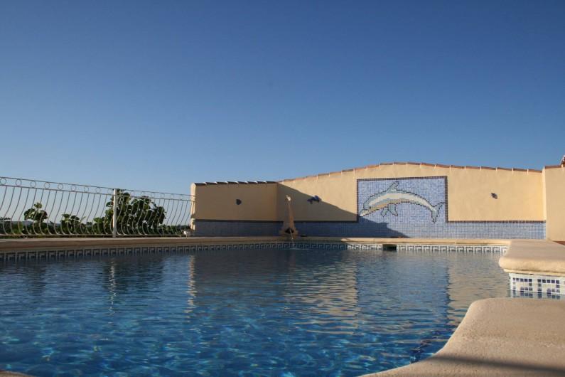 Location de vacances - Villa à Xàbia - Jolie Piscine de 9m par 4,5m