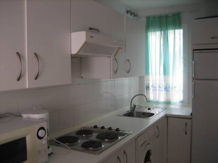Location de vacances - Appartement à Torrox Costa - CUISINE