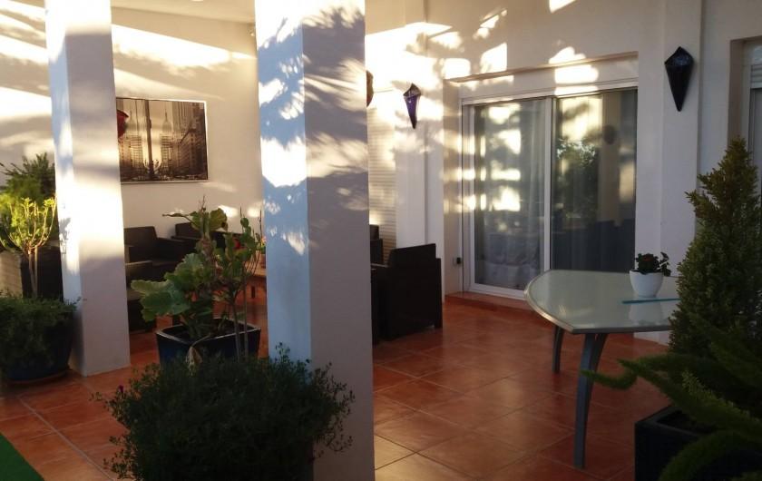 Location de vacances - Gîte à Vélez-Málaga - PARTIE COMMUNE