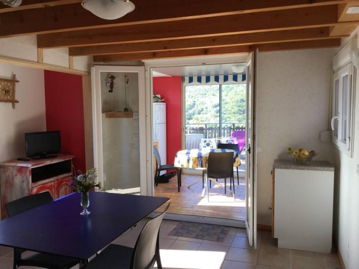 Location de vacances - Maison - Villa à Bormes-les-Mimosas - Séjour