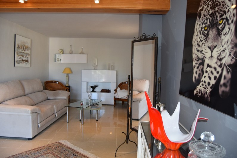 Location de vacances - Villa à Gandia - cuisine independante
