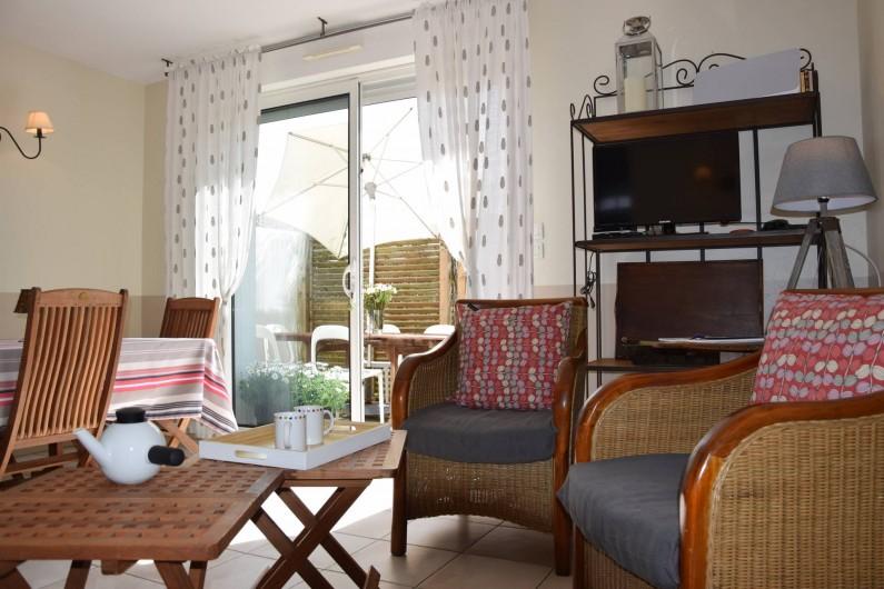 Location de vacances - Villa à La Flotte
