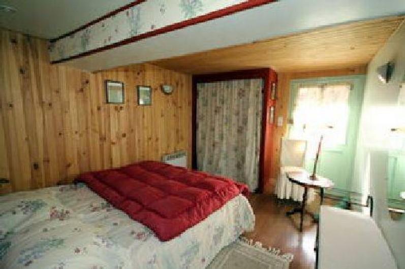 Location de vacances - Chalet à Châtel - CHAMBRE MORZINE