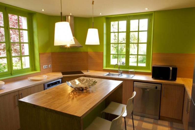 Location de vacances - Gîte à Chambord - Gîte Salamandre - cuisine