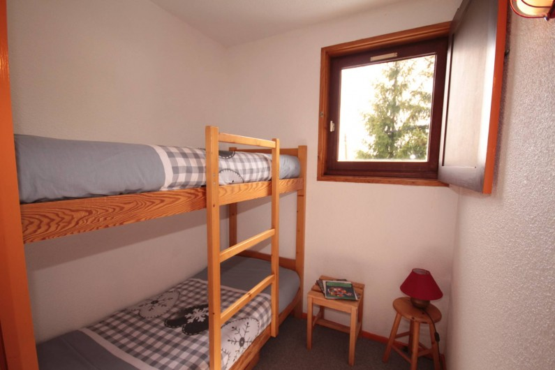Location de vacances - Chalet à Les Saisies - Appartement Mirantin Chambre  N° 2