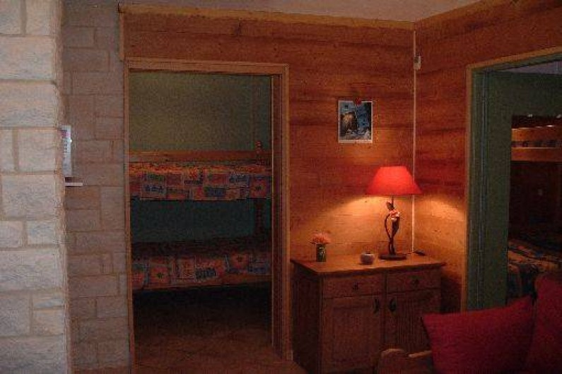 Location de vacances - Appartement à Fontcouverte-la-Toussuire