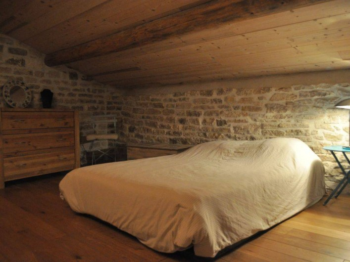 Location de vacances - Mas à Barjac - chambre n°2