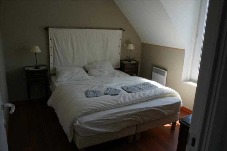 Location de vacances - Maison - Villa à Wimereux - chambre parentale n°1