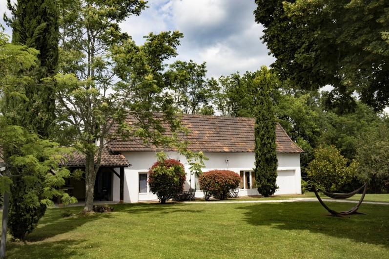 Location de vacances - Chambre d'hôtes à Simeyrols - Bâtiment annexe