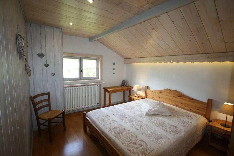 Location de vacances - Chalet à Xonrupt-Longemer - chambre lit 160*200