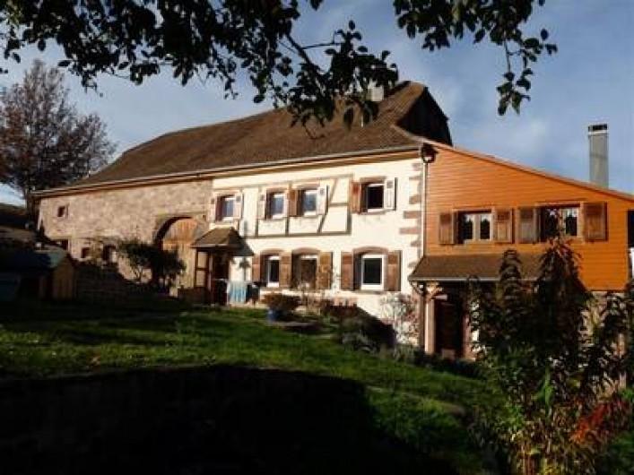 Location de vacances - Gîte à Sainte-Croix-aux-Mines