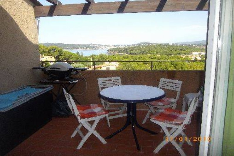 Location de vacances - Appartement à Saint-Mandrier-sur-Mer