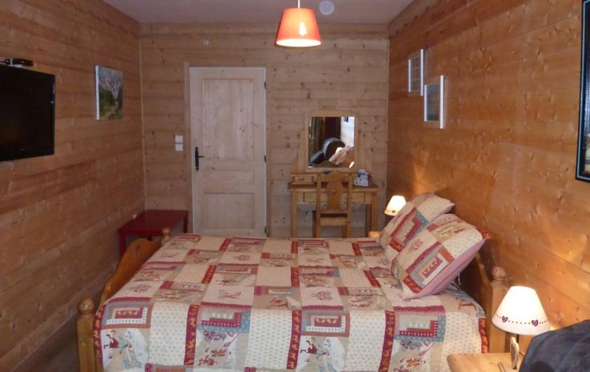 Location de vacances - Chalet à L'Alpe d'Huez - Chambre 2