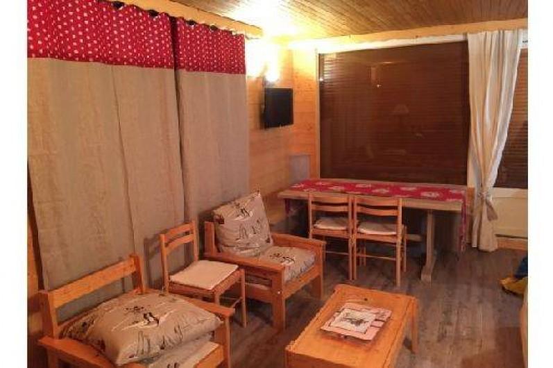 Location de vacances - Appartement à Courchevel