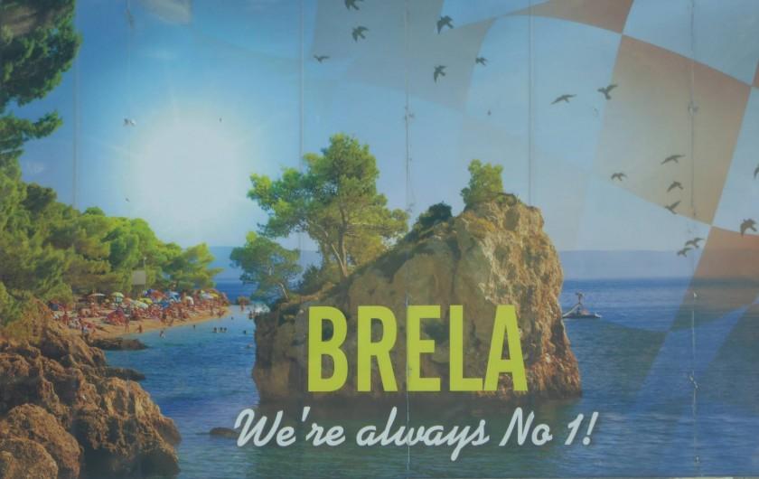 Location de vacances - Appartement à Brela