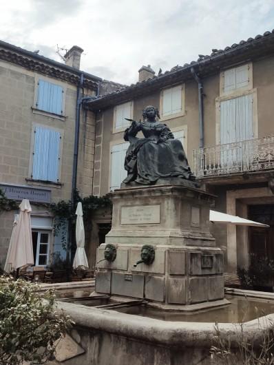 Location de vacances - Gîte à Grillon - Grignan et son Château