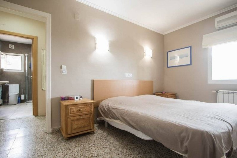 Location de vacances - Villa à Benissa - une chambre