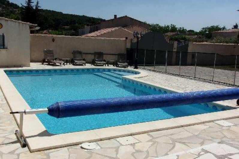 Location de vacances - Villa à Beaucaire