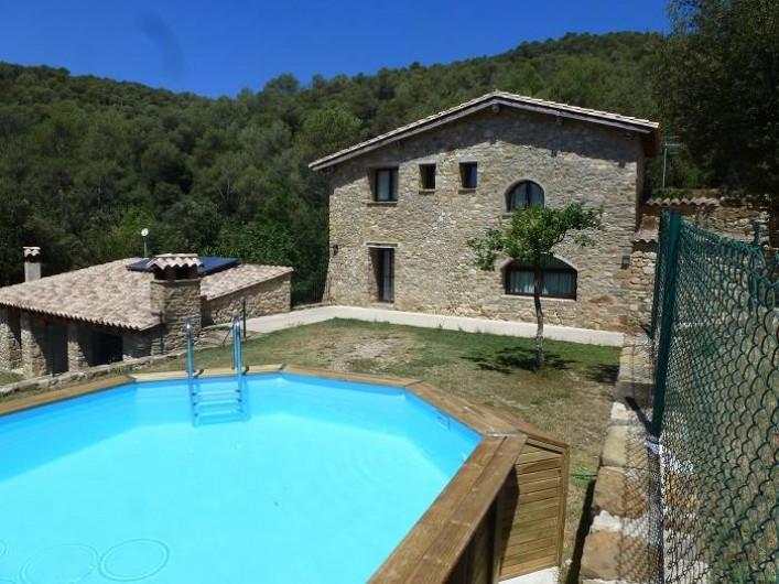 Location de vacances - Gîte à La Garrotxa
