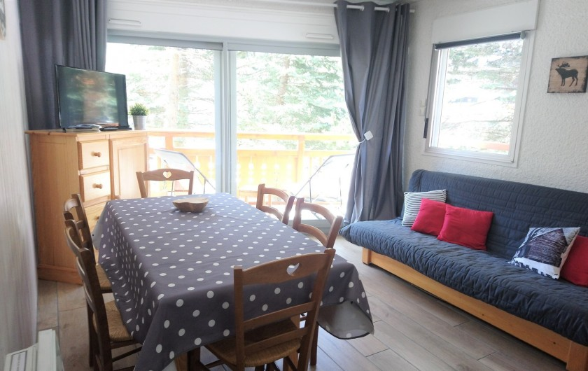 Location de vacances - Appartement à Les Deux Alpes - Chambre 1