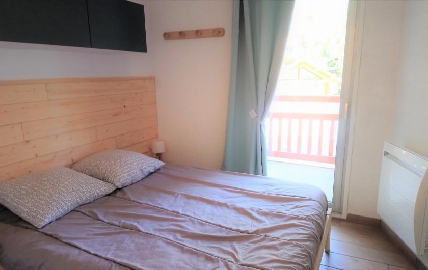 Location de vacances - Appartement à Les Deux Alpes - Chambre 2
