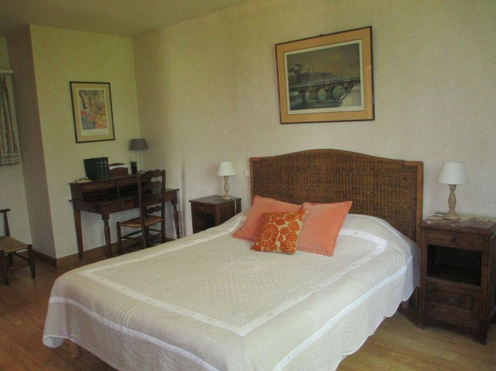 Location de vacances - Maison - Villa à Sarlat-la-Canéda - chambre