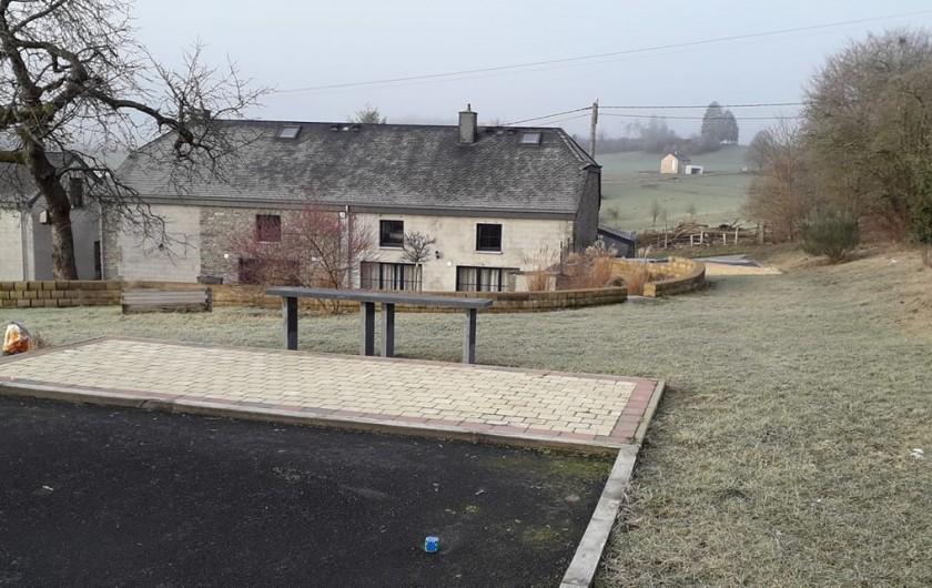 Location de vacances - Gîte à Herlinval