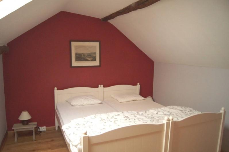 Location de vacances - Gîte à Buissonville - Chambre 1 appartement