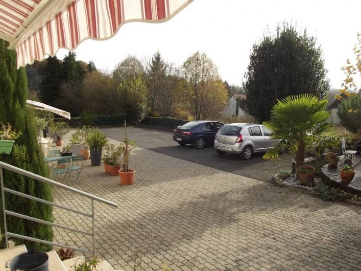 Location de vacances - Chambre d'hôtes à La Croix-en-Touraine - PARKING PRIVE