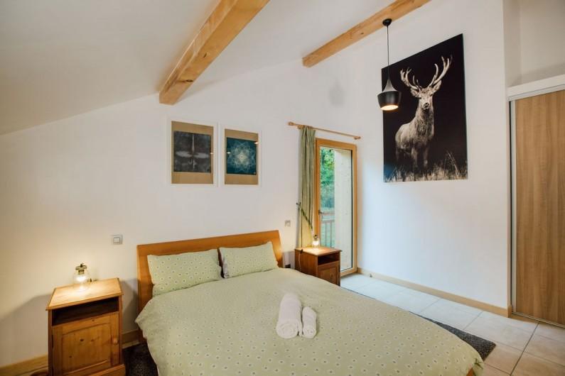 Location de vacances - Chalet à Samoëns - chambre 2