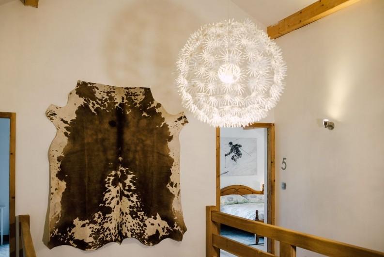 Location de vacances - Chalet à Samoëns - premier étage