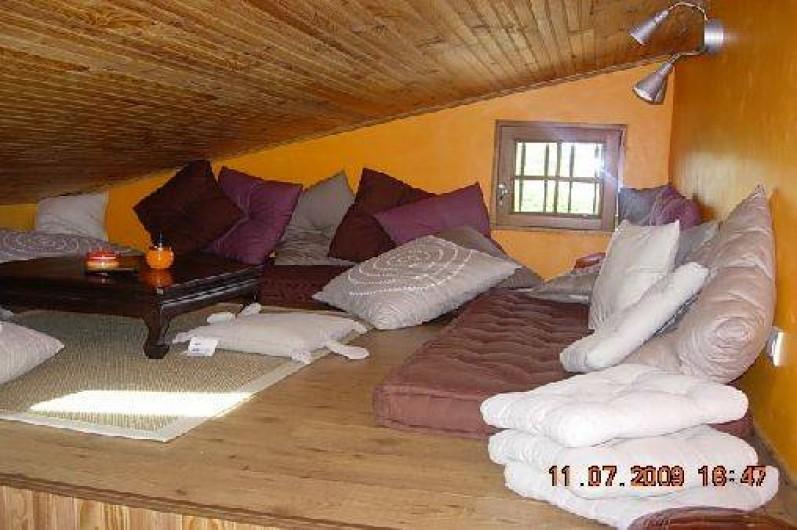 Location de vacances - Villa à Vézénobres - ESPACE MAROCAIN
