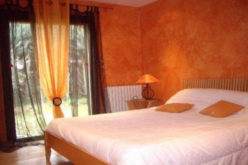 Location de vacances - Villa à Vézénobres - SUITE PARENTALE