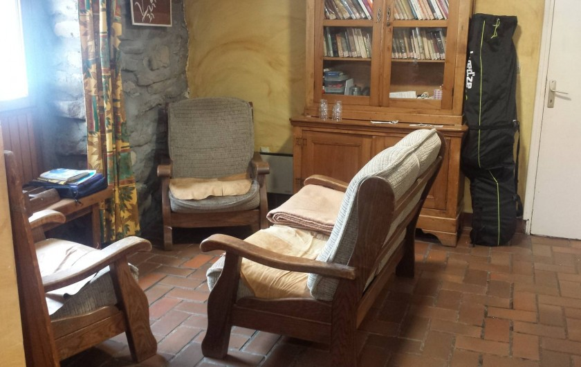 Location de vacances - Chalet à Freissinières