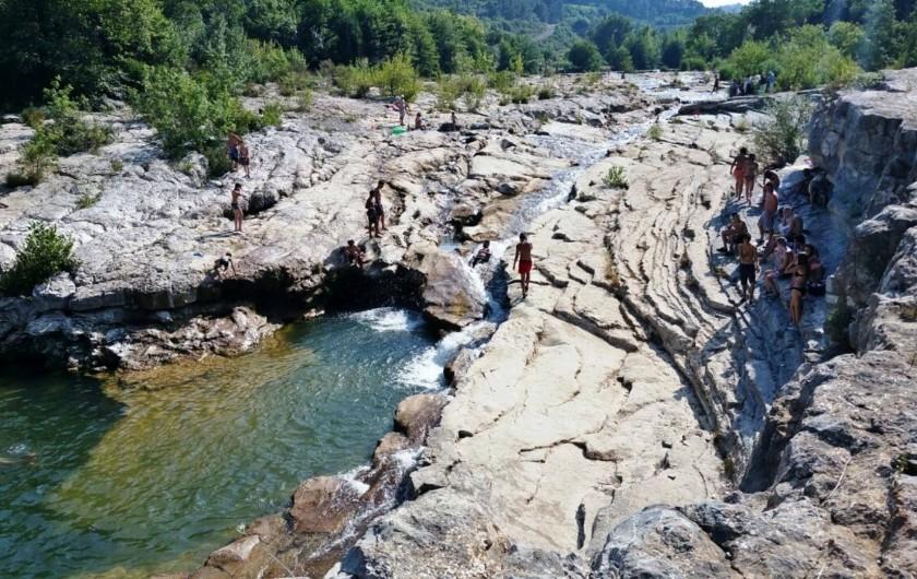 Location de vacances - Villa à Lézignan-Corbières - Ribeaute à 15km