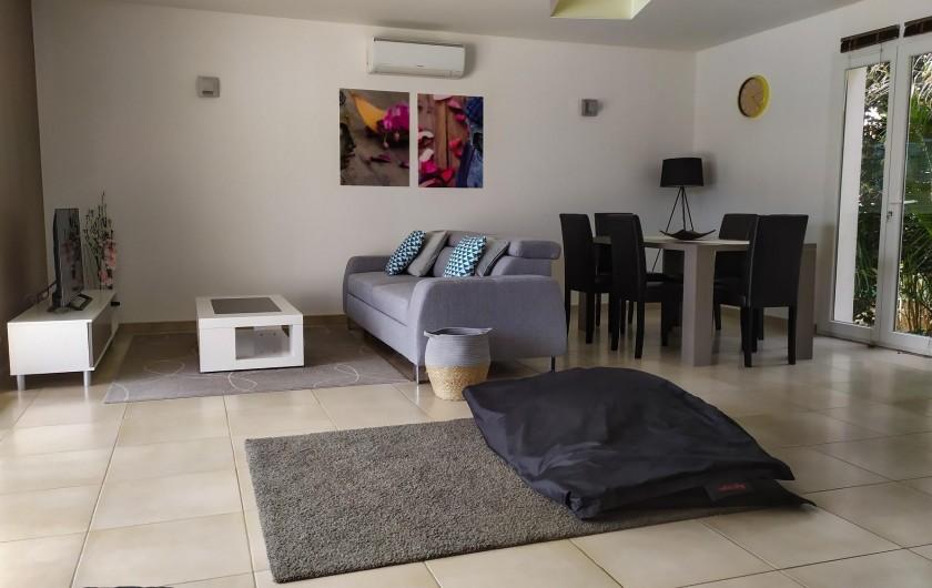 Location de vacances - Villa à Lézignan-Corbières - Piscine 4 x 8