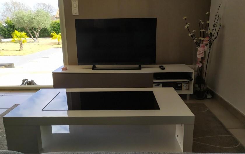 Location de vacances - Villa à Lézignan-Corbières - Entrée