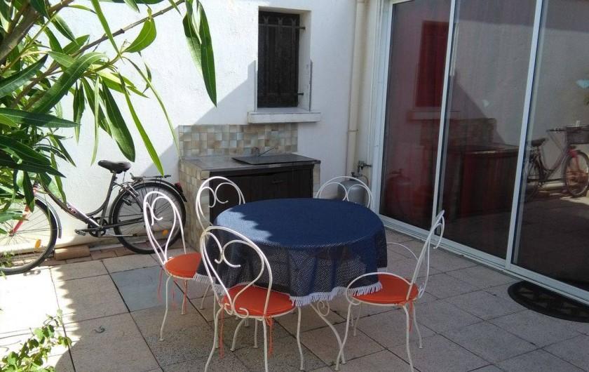 Location de vacances - Villa à Port Leucate