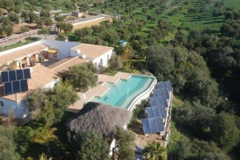 Location de vacances - Villa à Villamartin - LA FINCA VUE DU CIEL