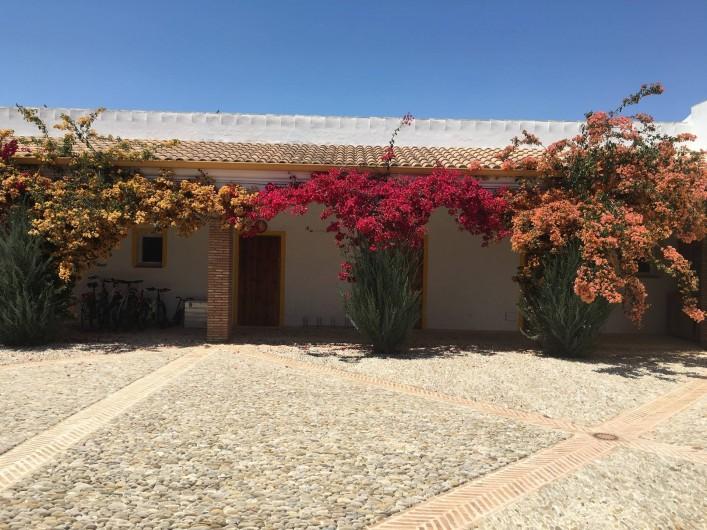 Location de vacances - Villa à Villamartin - LE PATIO