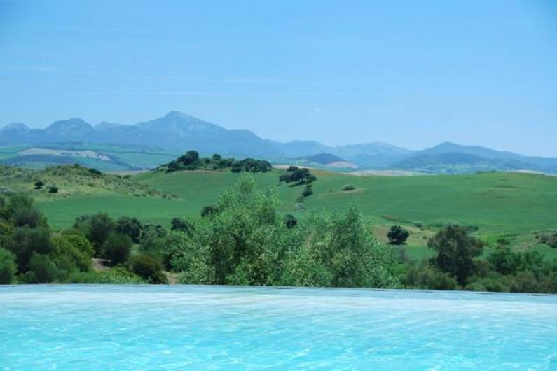 Location de vacances - Villa à Villamartin - LA PISCINE